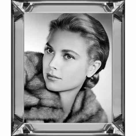 Grace kelly in fur