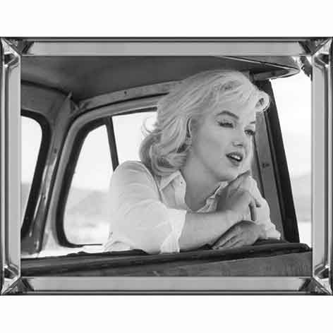 Marylin monroe the misfits set