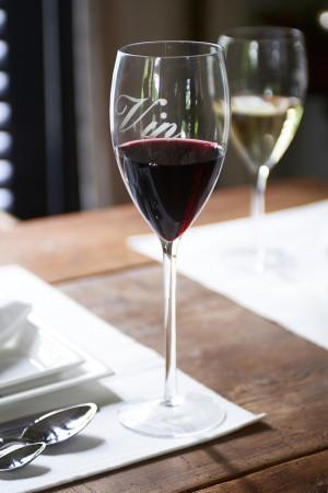 Vin Blanc Verre