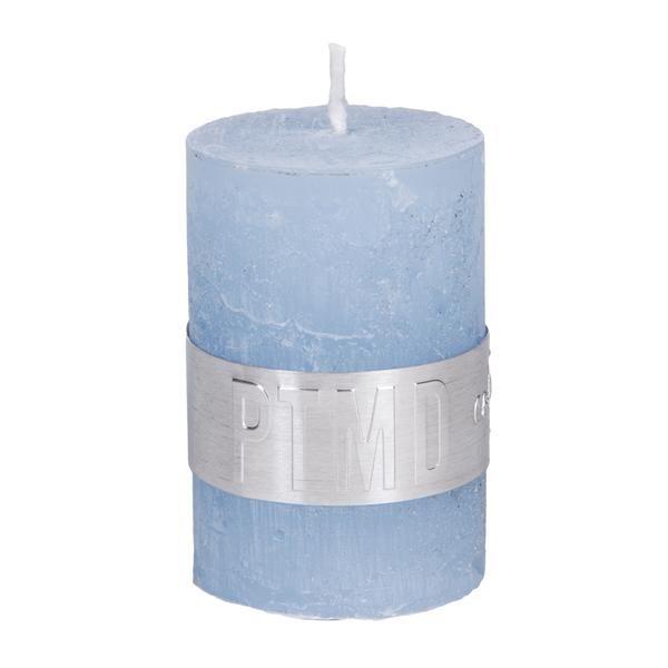 Kaars pacific blue 6x4cm