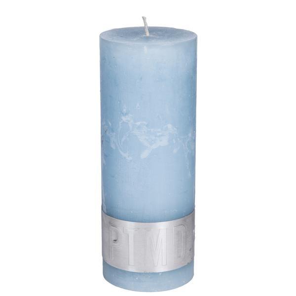 Kaars pacific blue 18x7cm