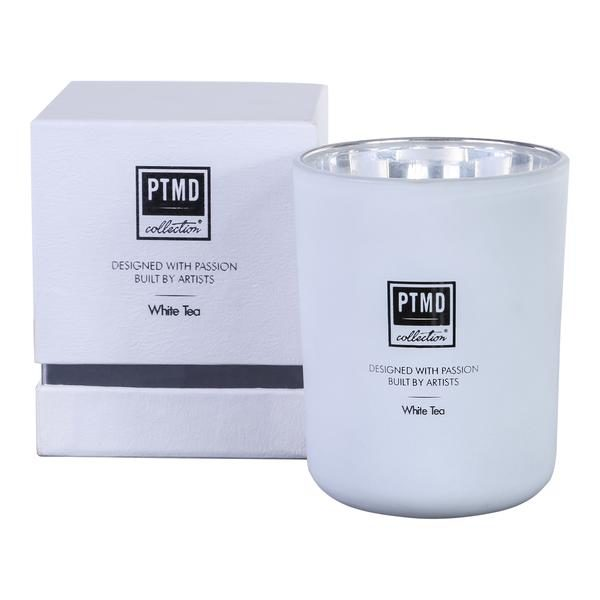 new candle fragrance tealight white tea L