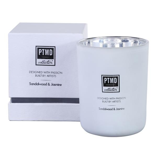 new candle fragrance tealight sandalwood&jasmine L