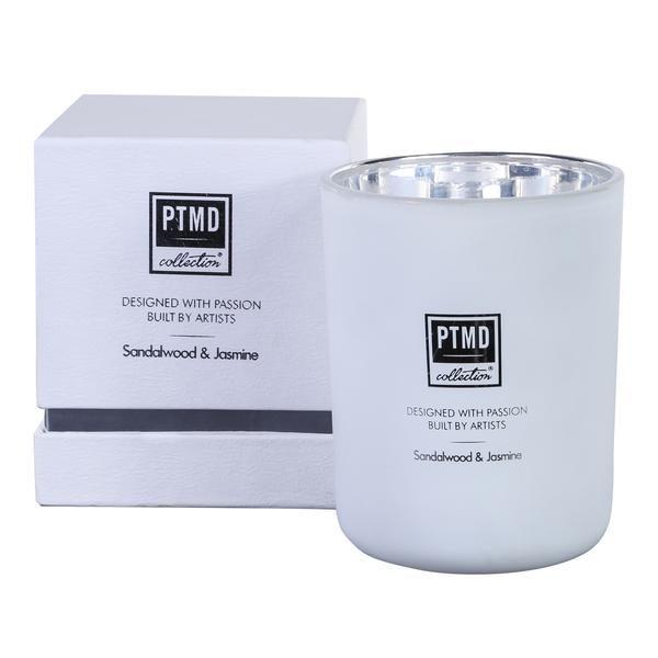 new candle fragrance tealight sandalwood&jasmine L
