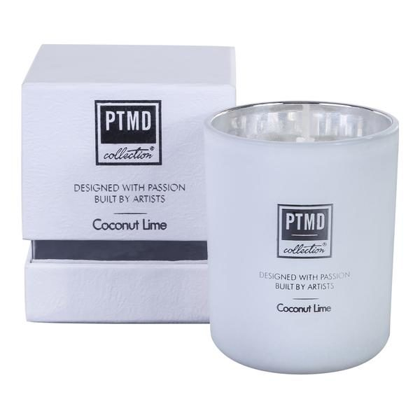 new candle fragrance tealight coconut lime s
