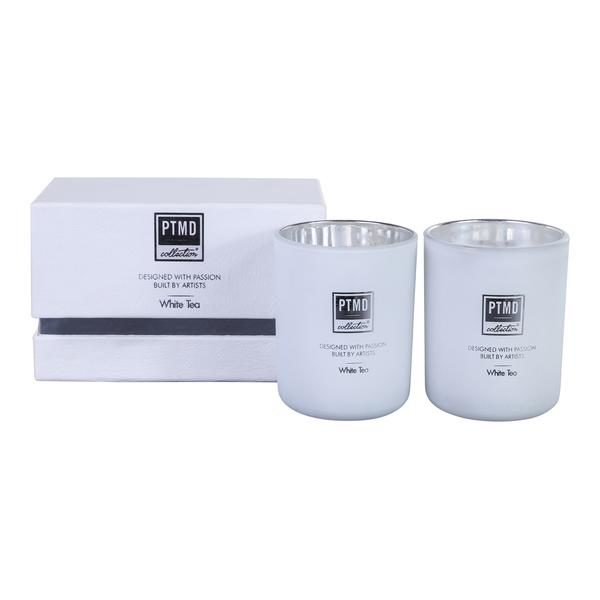 new candle fragrance tealight white tea sv2