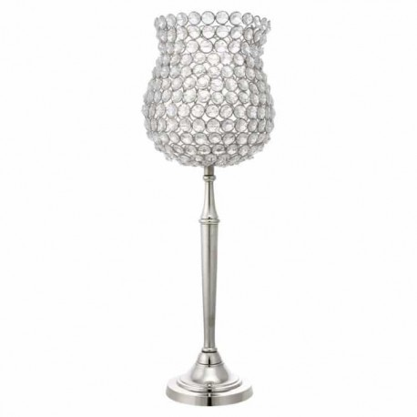 Candle Holder Mazzo Crystal Tulip Big