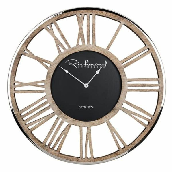 Clock Johnson metal