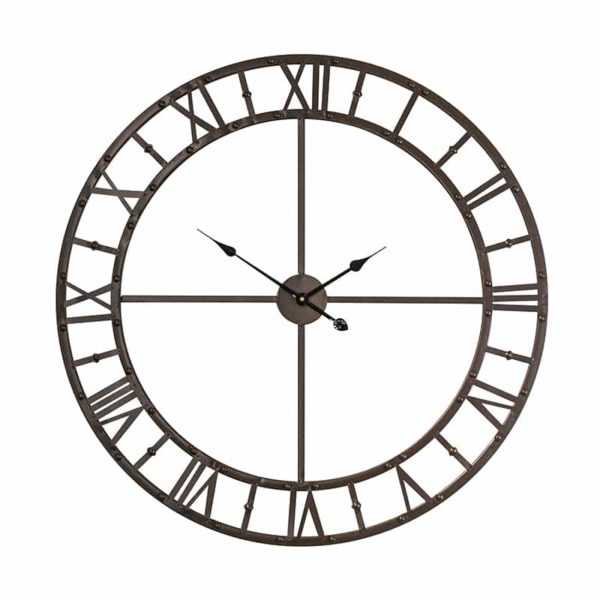 Clock Ariel