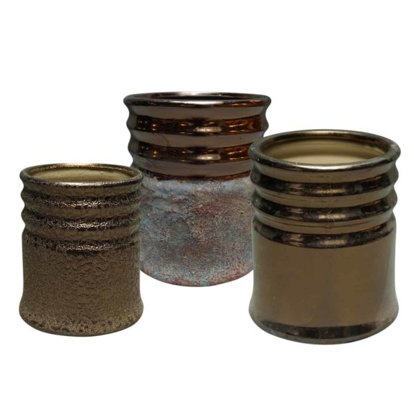 Pot Lara set of 3