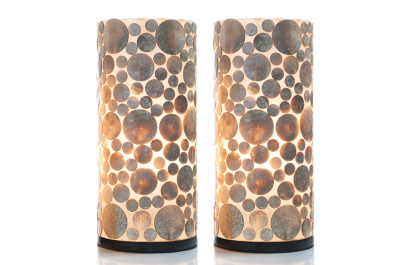 Coin gold - Cilinder 40 cm - set 2